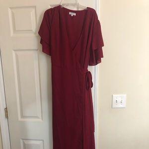 Jane.com Dresses - Wrap Dress